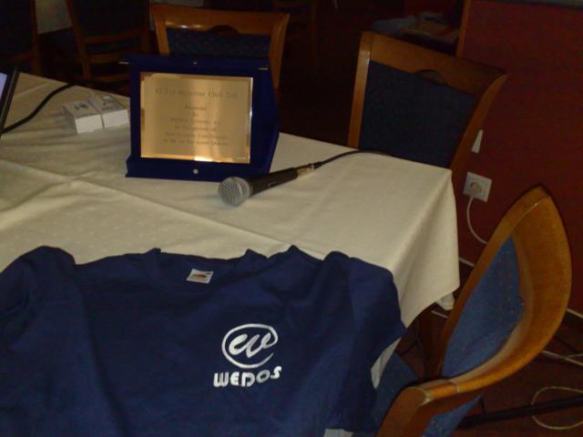 Wedos tričko - edice 2013