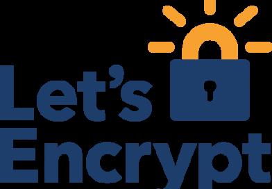 Webhosting s podporou Let's Encrypt